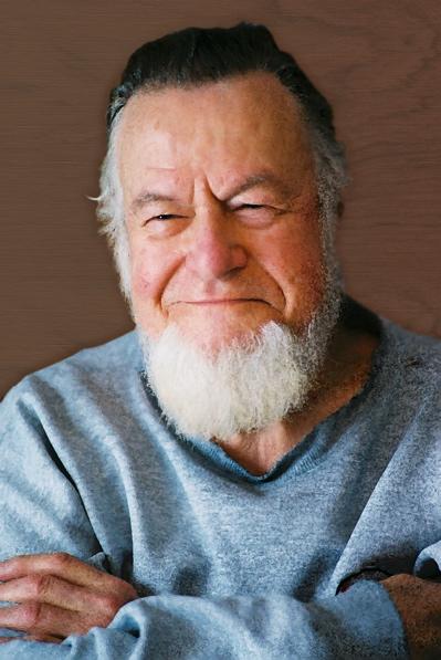 Chuck Morey: portrait