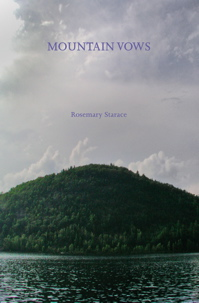 Mountain Vows chapbook front cover