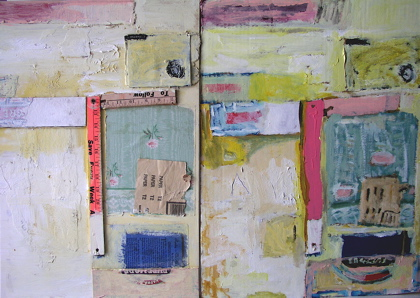 Joel Schapira: _Painting_ and _Painting of a Painting_