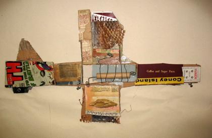 Joel Schapira: Coney Island Plane