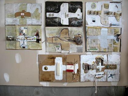 Joel Schapira: Wall o' Planes