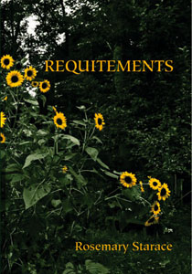 Requitements, poetry by Rosemary Starace, front cover small