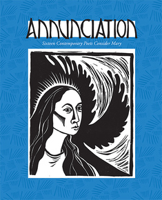 Cover of Annunciation, ed. Beth Adams, Phoenicia Publishing, Montreal