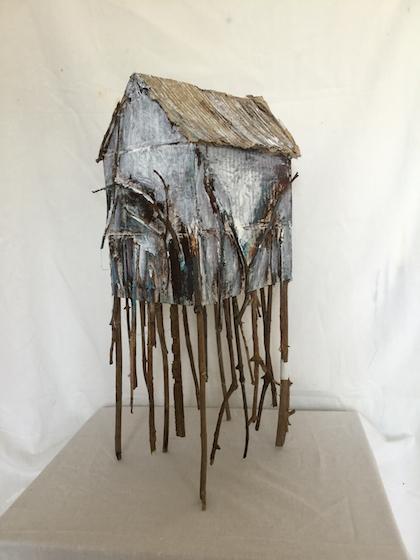 R Starace Stilt House 2