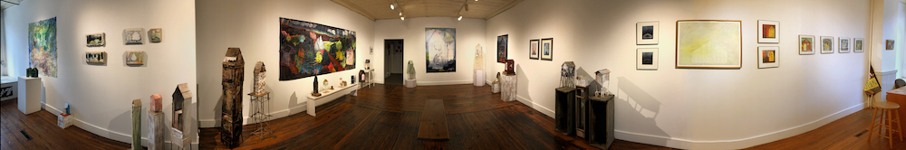 Starace, In-Dwelling Installation pano
